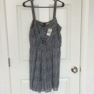 Rachel Roy women's large striped summer dress